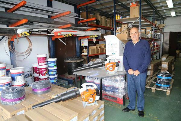Servicios Operativos adquieren herramientas por un importe superior a los 120.000 euros