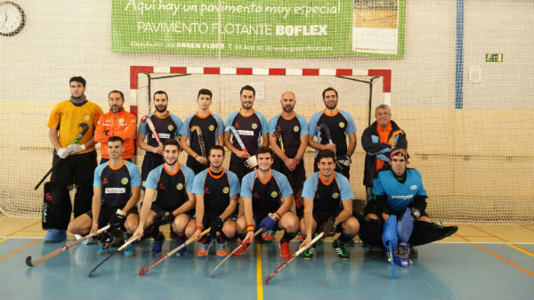 El Club Hockey Benalmádena consigue el pase al Nacional de hockey sala