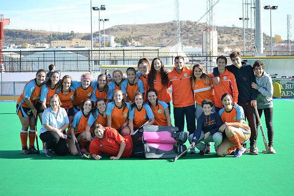 El juvenil femenino del Club Hockey Benalmádena se clasifica para la XIV Copa de España
