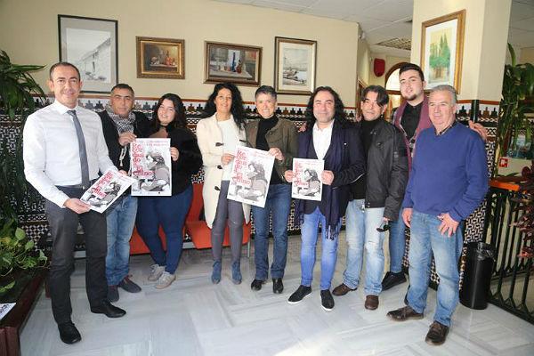 El Auditorio Municipal acogerá el 11 y 12 de mayo un homenaje al cantaor y compositor flamenco José Manuel Ruiz Rosa 'El Chino'
