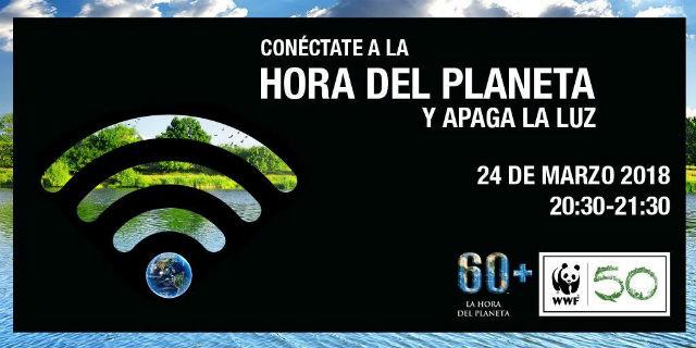 Benalmádena vuelve a sumarse a la Hora del Planeta, una iniciativa global para alertar sobre el cambio climático