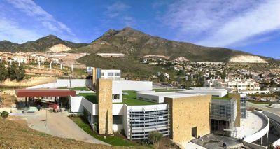 El Ayuntamiento recepciona el edificio del nuevo Hospital CHARE