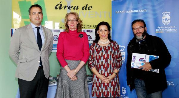 La alcaldesa preside el III Foro Social de Benalmádena, celebrado bajo el lema 'Compromiso'
