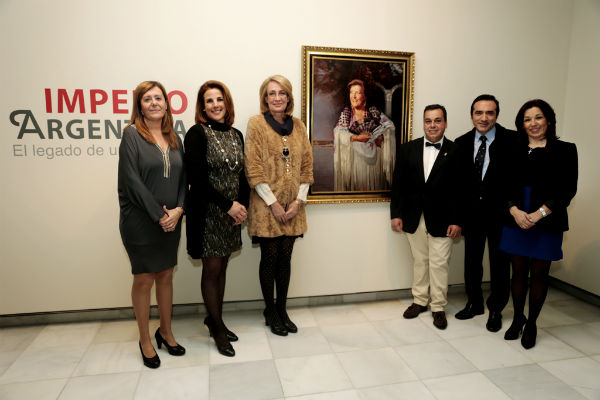 La regidora destaca la importante contribución de Imperio Argentina en el desarrollo cultural y artístico de Benalmádena