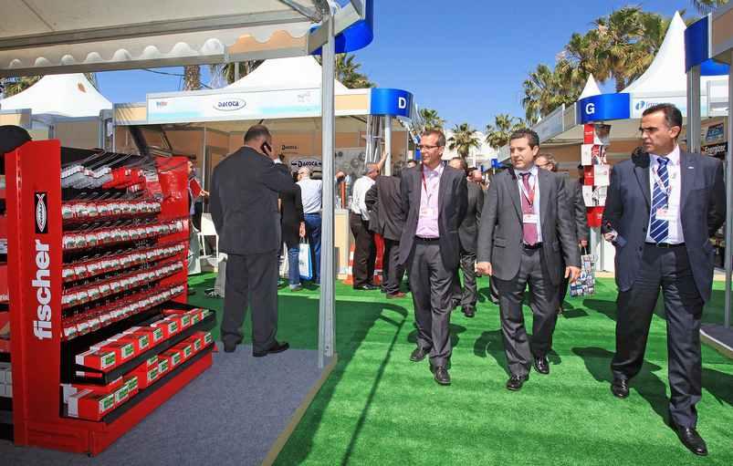 I Feria de Muestras  del Sector Construcción y Ferretería en el Puerto