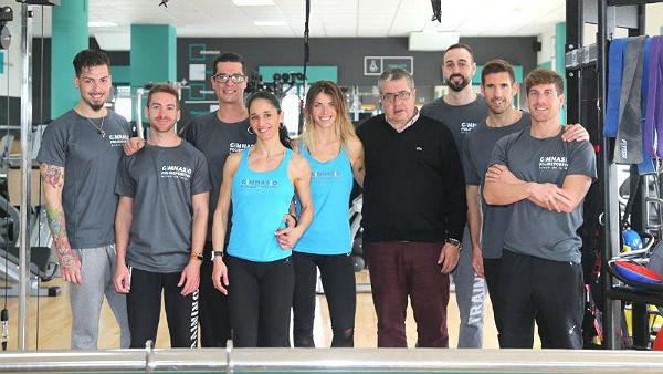 El gimnasio del Polideportivo de Arroyo de la Miel renueva su maquinaria de ejercicios y su programa de clases