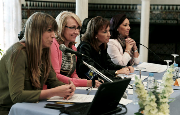 La alcaldesa inaugura la XIV jornada sobre prevención de la violencia de género