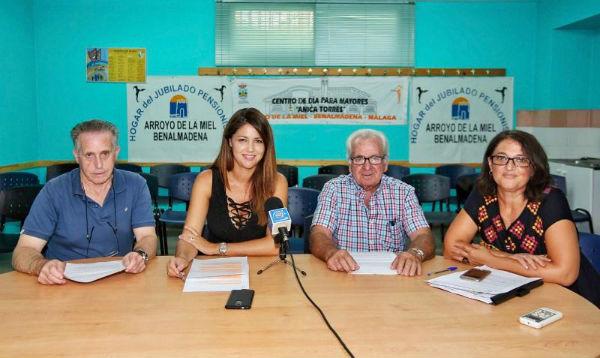 Comienza el plazo de inscripción en las actividades de los Centros de Participación Activa de Mayores y Centros Sociales Polivalentes de Benalmádena