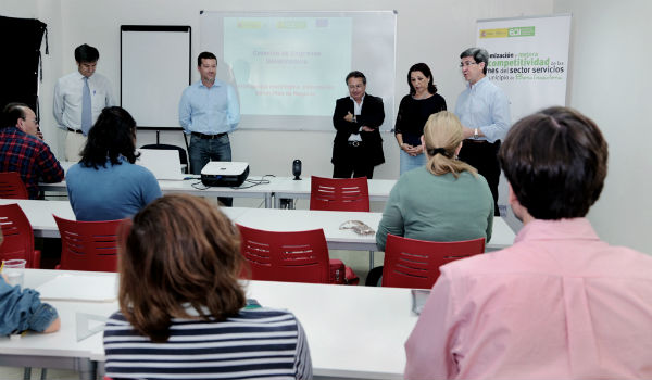 Arranca el curso de 'Creación de Empresas Turísticas' del que se beneficiarán más de una veintena de emprendedores