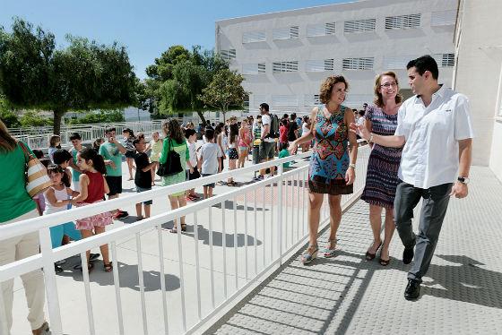El curso escolar en Benalmádena arranca con más de 6.500 alumnos en los diferentes centros educativos