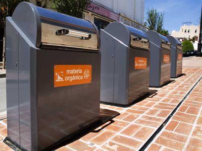 Campaña de información sobre importancia del reciclaje.