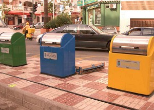 Campaña sobre residuos urbanos y limpieza