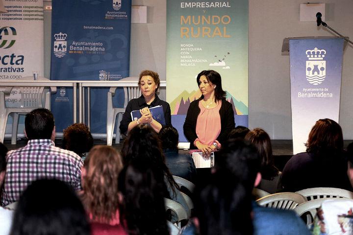 El Parque Innova acoge la jornada 'Cooperativismo, Creatividad Empresarial y Mundo Rural'