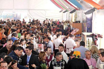 Exito de la Feria del Marisco