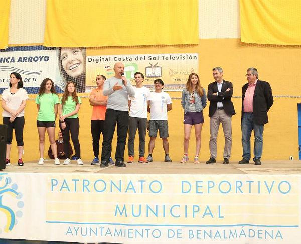 Benalmádena celebra la 17º Jornada de Actividad Física para Mayores