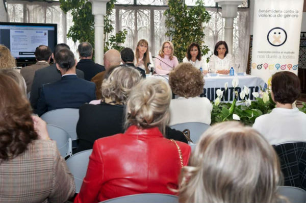 La alcaldesa preside la XII Jornada sobre Prevención de la Violencia de Género