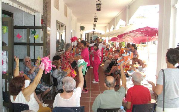 Alzheimer Benalmádena rendirá homenaje a sus voluntarios con un acto en el ...