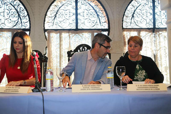 Benalmádena reafirma su compromiso contra el sexismo en el marco de la XVII ...
