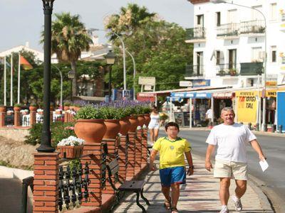Nueva plaza pública en Benalmádena pueblo
