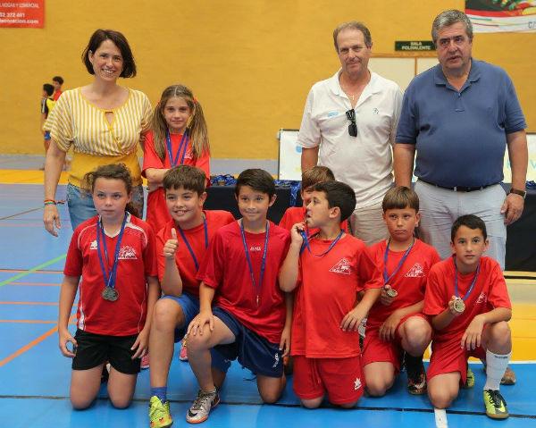 Éxito de público y participación en la Final de los Juegos Deportivos Municipales de Benalmádena en el Polideportivo de Arroyo de la Miel
