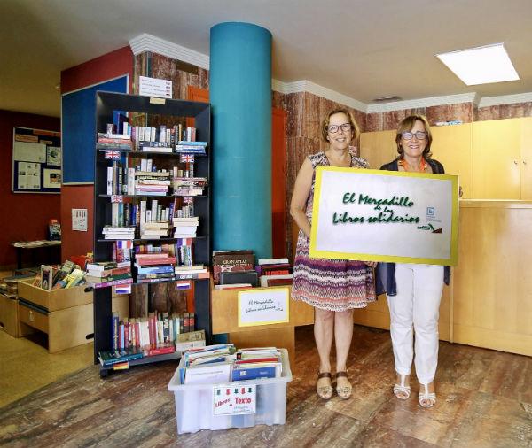 El Mercadillo Especial de Verano de la Biblioteca de Arroyo de la Miel destinará su próxima recaudación a Cudeca
