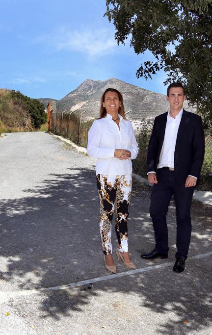 Una quincena de empresas concurren a la licitación de las obras del Camino de la Viñuela