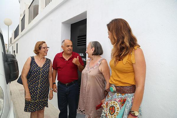 El Museo Precolombino cuenta con un nuevo almacén, tras adecentar un local municipal sin uso