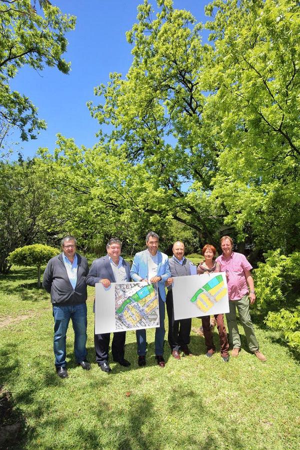 El Ayuntamiento proyecta la creación de un gran parque de 11.000 metros cuadrados de superficie en la zona de Los Nadales en Benalmádena Pueblo