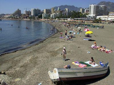 Las Playas de Benalmádena Baten el Récord de Banderas Azules.