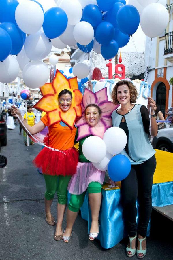Más de 2.500 personas participan en el XIX Maratón de Cuentos de Benalmádena