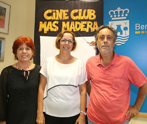 El Cine Club Más Madera arranca su 26º edición con la proyección de la ...
