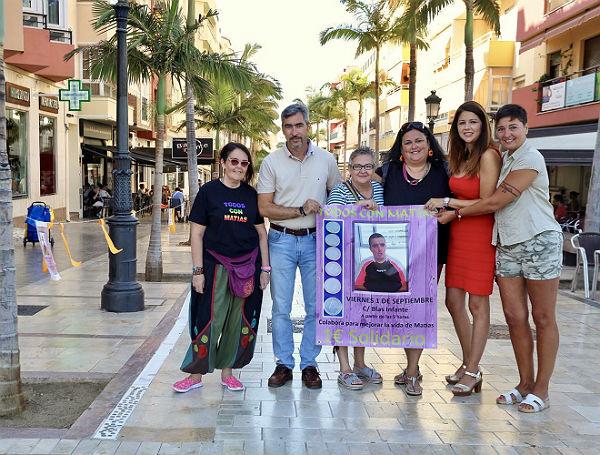 El Alcalde de Benalmádena y varias concejalas del Equipo de Gobierno participan en el evento benéfico organizado por la plataforma 'Todos con Matías'