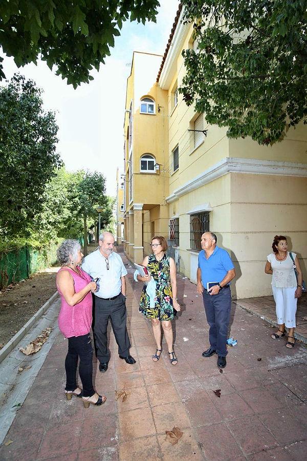 El Ayuntamiento acometerá mejoras en las viviendas sociales de Béjar a petición de los vecinos