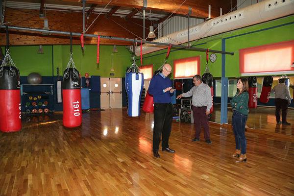 El Club de Hielo apuesta por la renovación y mejora de sus instalaciones y por ...