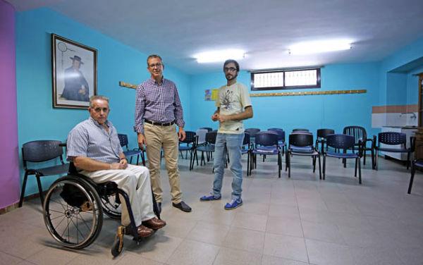 Puesta a punto del Centro de Día Anica Torres para el curso 2014-2015