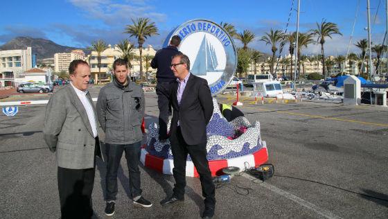 Culminación de las obras de reforma en los accesos al Puerto Deportivo