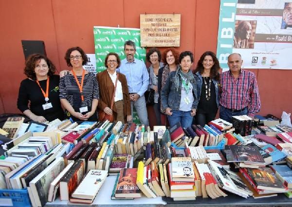 El Mercadillo Navideño de los Libros Solidarios a beneficio de Cudeca alcanza su record de recaudación