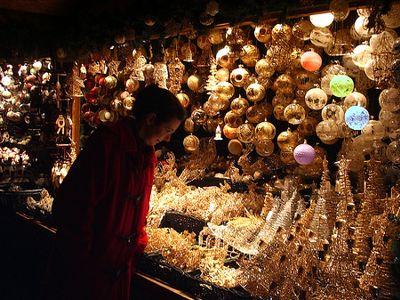 Mercadillos navideños en Benalmádena
