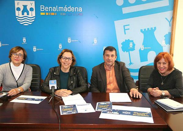 Abril será el Mes de la Música y el Libro en Benalmádena, con la celebración de 17 eventos culturales