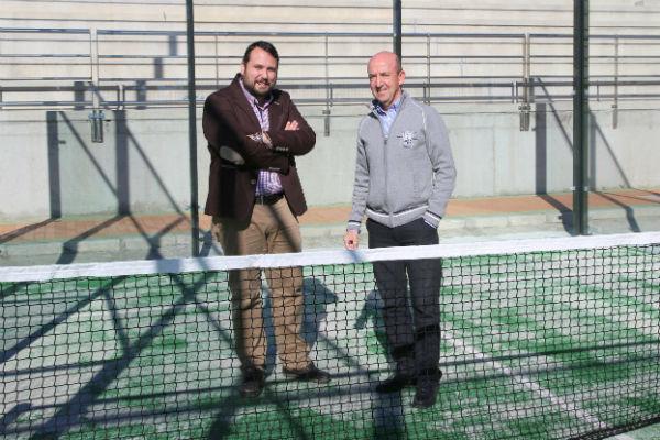El Patronato Deportivo Municipal abre una nueva posibilidad de practica deportiva en Benalmádena, 'El Minipadel'