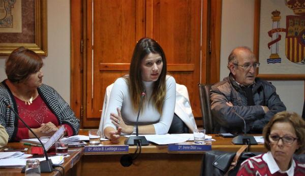 El Pleno aprueba por unanimidad la Declaración Institucional para la celebración del Día Internacional Contra la Violencia Ejercida Hacia las Mujeres