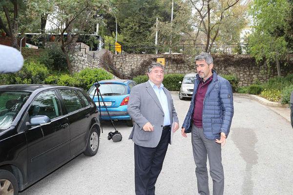 El Concejal Oscar Ramundo informa sobre los avances en la creación de un parking en las moriscas