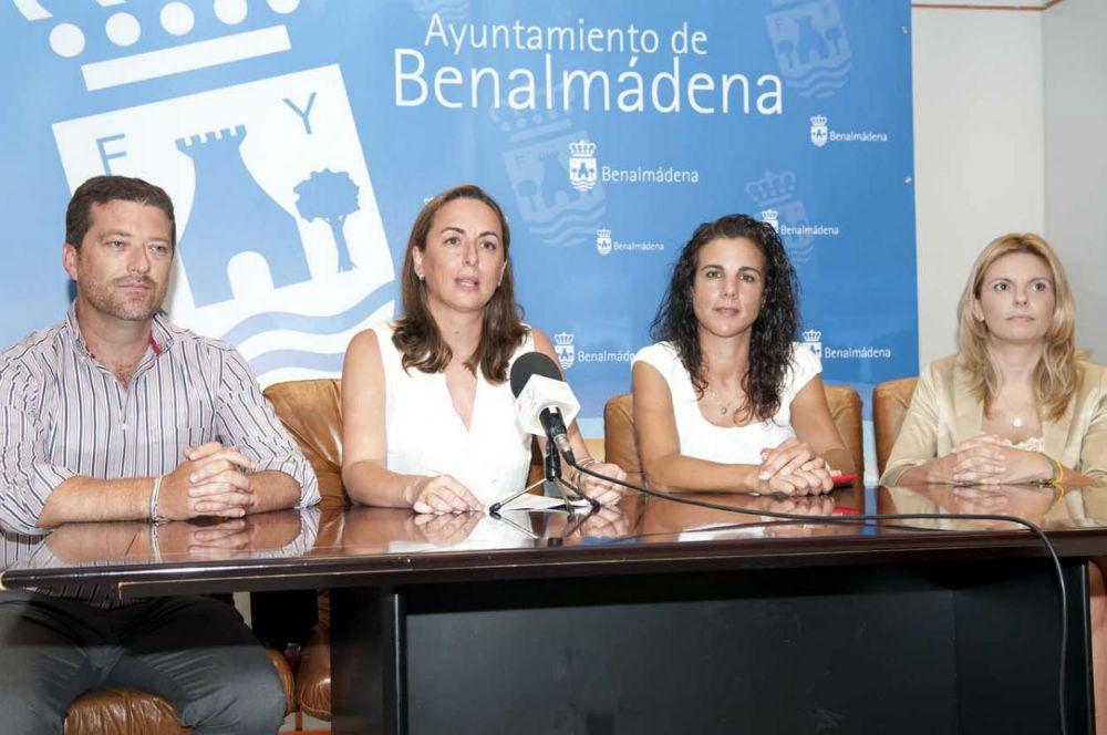 Benalmádena se suma a la celebración de la Semana Europea de la Movilidad 2012