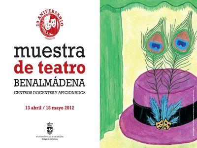 La Muestra de Teatro de Benalmádena Alcanza su Vigésima Edición.