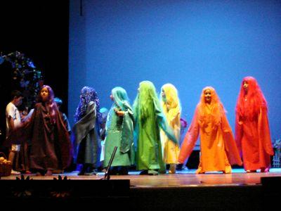 Clausura de la Muestra de Teatro