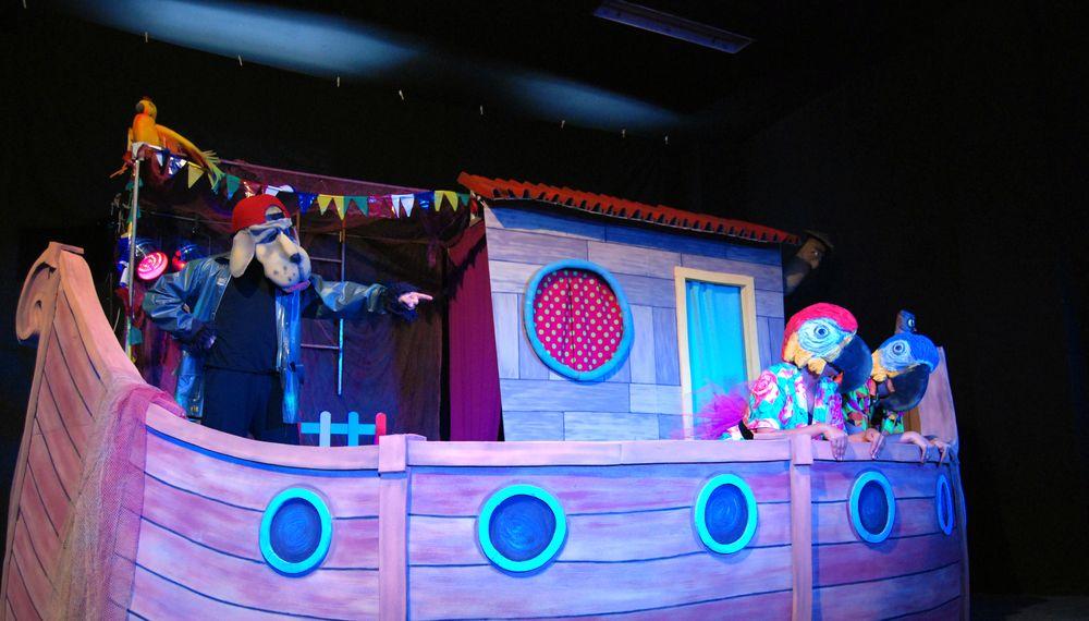 La Plaza del Alguacil acogerá el viernes 3 de enero la representación del musical 'Un viaje de fabula'