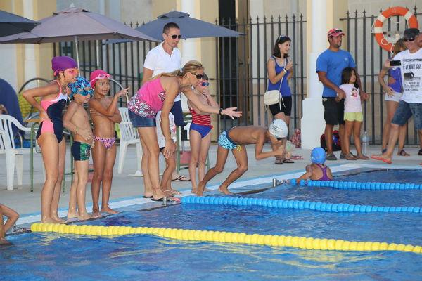 El viernes 11 de agosto se celebra el 32º Campeonato Local de Natación de Benalmádena