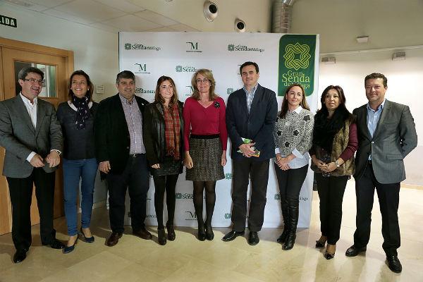 El Parque Innova acoge el networking de la Gran Senda de Málaga para mejorar el crecimiento económico y el empleo de la zona