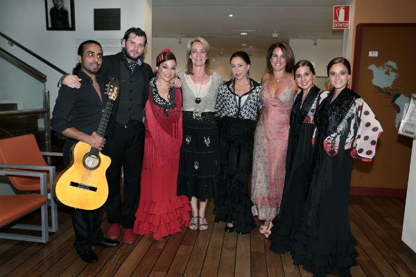 Arrancan con gran éxito de público las Noches de Teatro y Flamenco en el Museo 'Felipe Orlando'