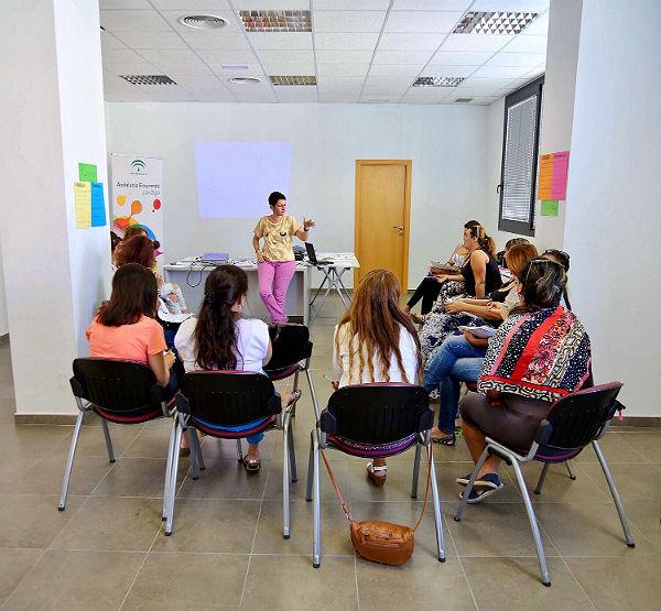 El Centro de Información a la Mujer acoge un Ciclo de Talleres de Emprendedoras